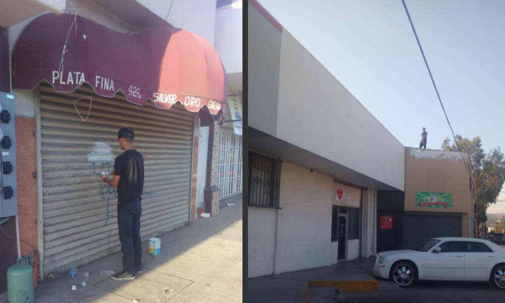 Recuperan espacios públicos en Tecate