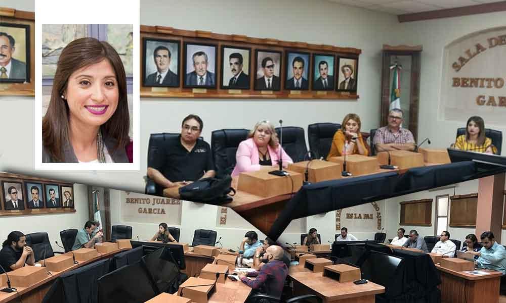 Sesionan los tres subcomités de participación ciudadana que coordina la regidora del Partido Verde Ecologista Diana Vázquez Ortega
