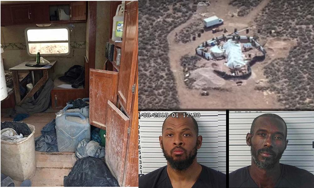 Rescatan 11 niños esclavizados en el desierto de Estados Unidos