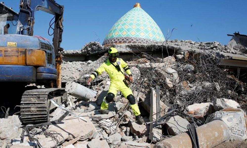 Sacude nuevamente a Indonesia sismo de 6.2 grados