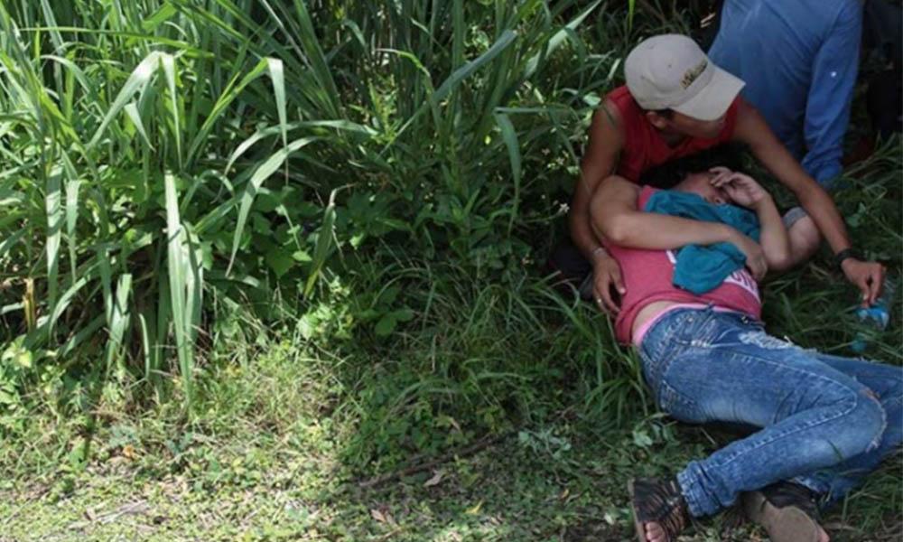 Secuestran a grupo de inmigrantes centroamericanos, entre ellos varios menores de edad