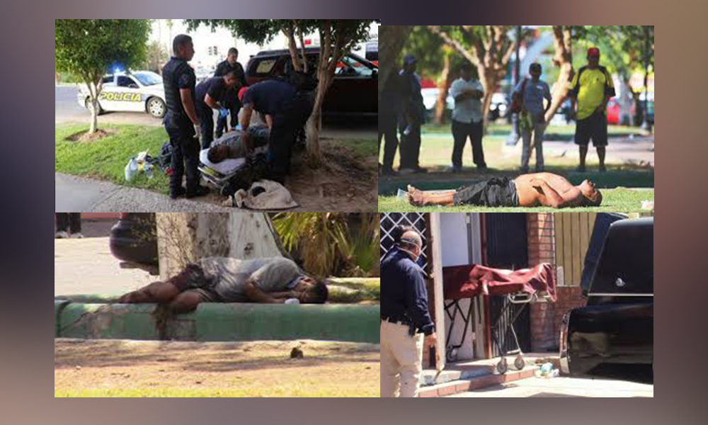 Suman ya 89 muertes por el calor en Mexicali