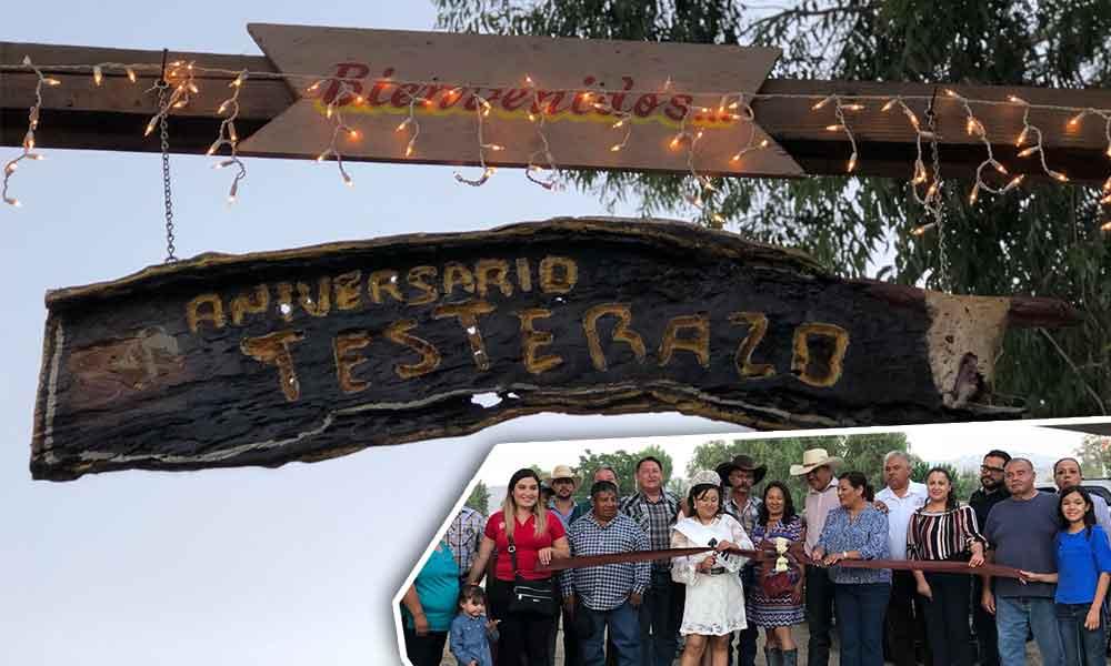 """Gobierno Municipal celebró el 60 aniversario de fundación de """"El Testerazo"""" en Tecate"""