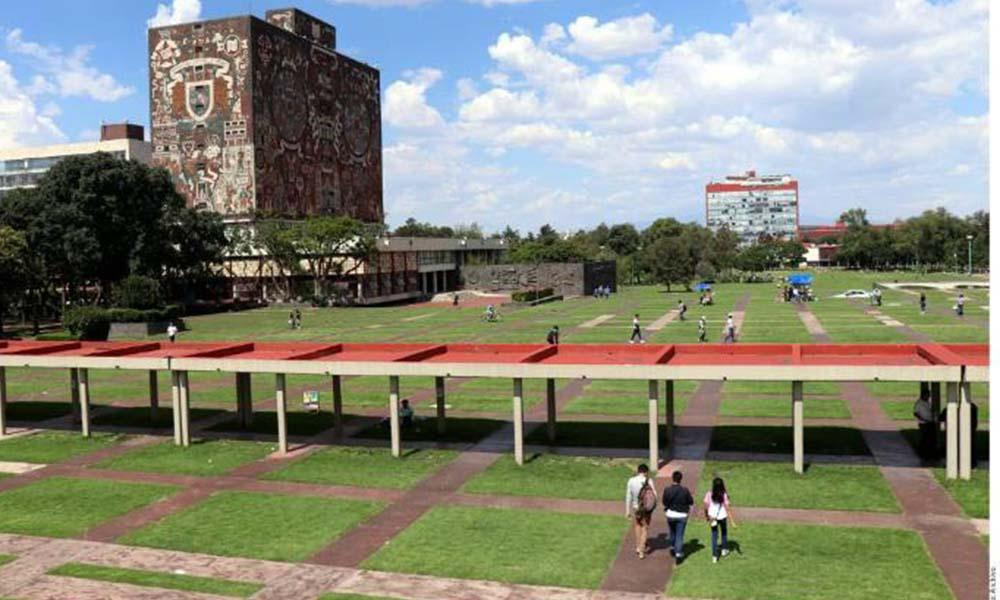 Colombianos terminan golpeados tras asaltar a dos alumnas de la UNAM