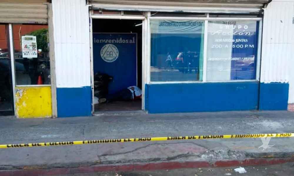 32 horas de tregua en Tijuana terminaron con el asesinato de un hombre en pleno centro