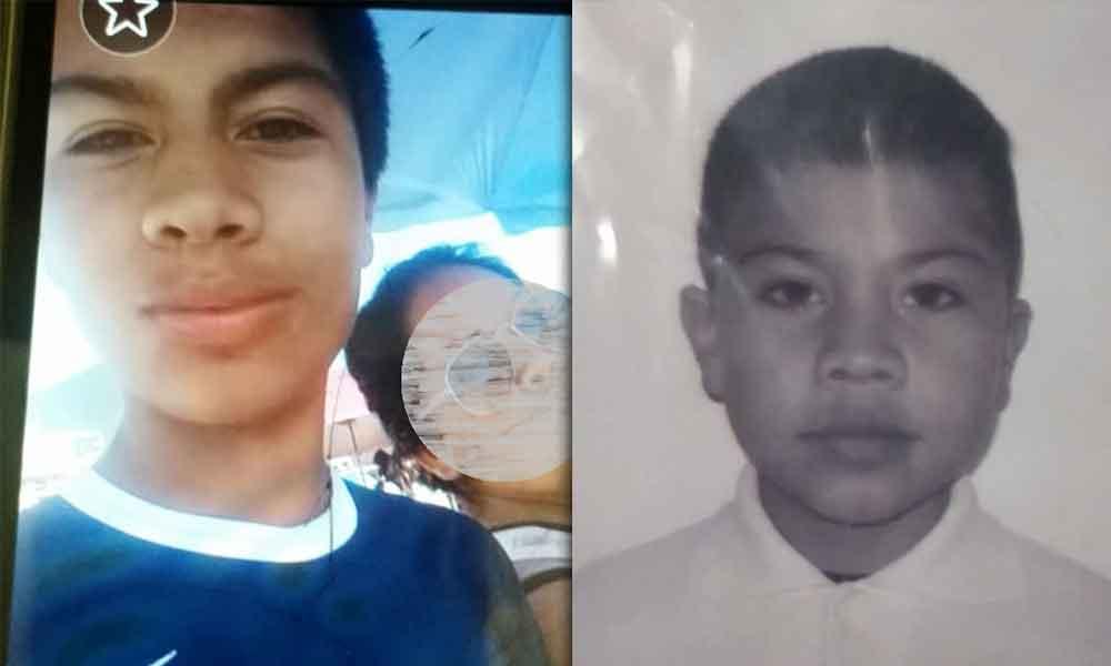 Urge encontrar a Cristian de 14 años, desapareció en Tijuana