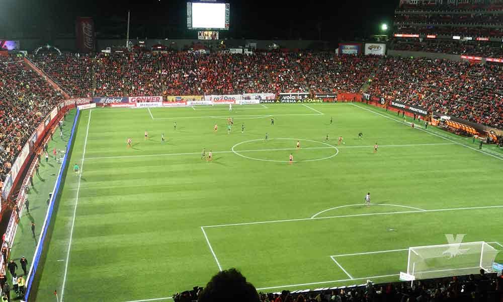 Estadio Caliente puso en riesgo a asistentes, sobrecupo en el encuentro Xolos vs Toluca
