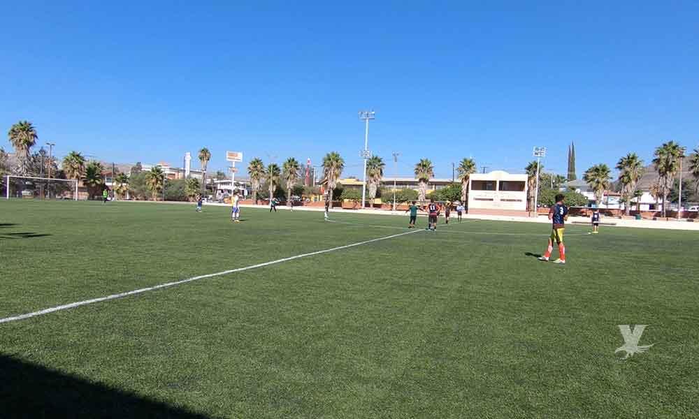 "(VIDEO) COBACH vence a Secundaria 3 en partido de preparación para el ""Intersecundarias"""