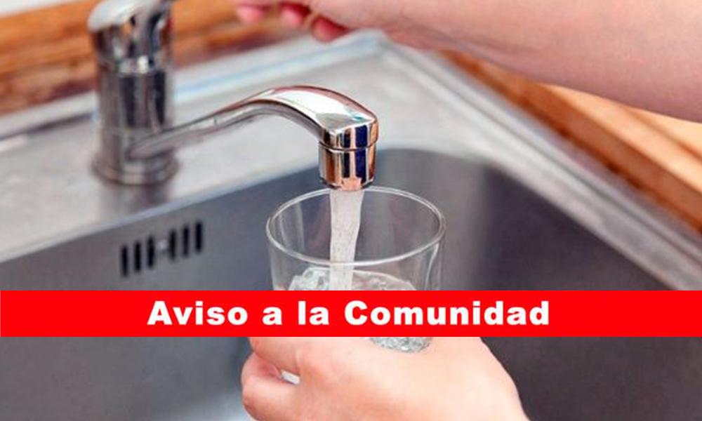 Anuncia CESPT suspensión del servicio de agua este 18 de septiembre en colonias de Tijuana