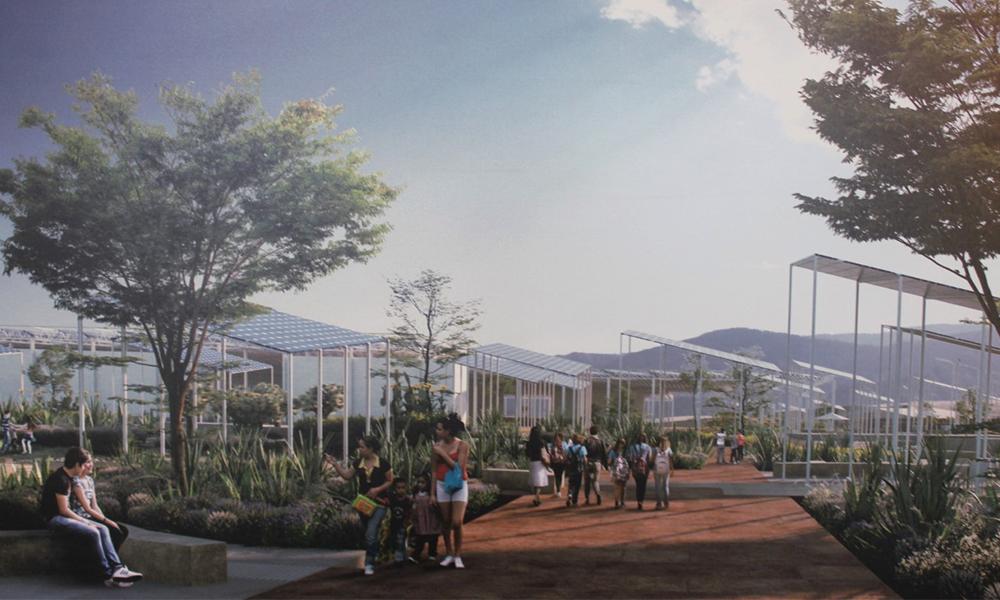 Apoya CONAFOR creación de nuevo parque urbano en Tijuana