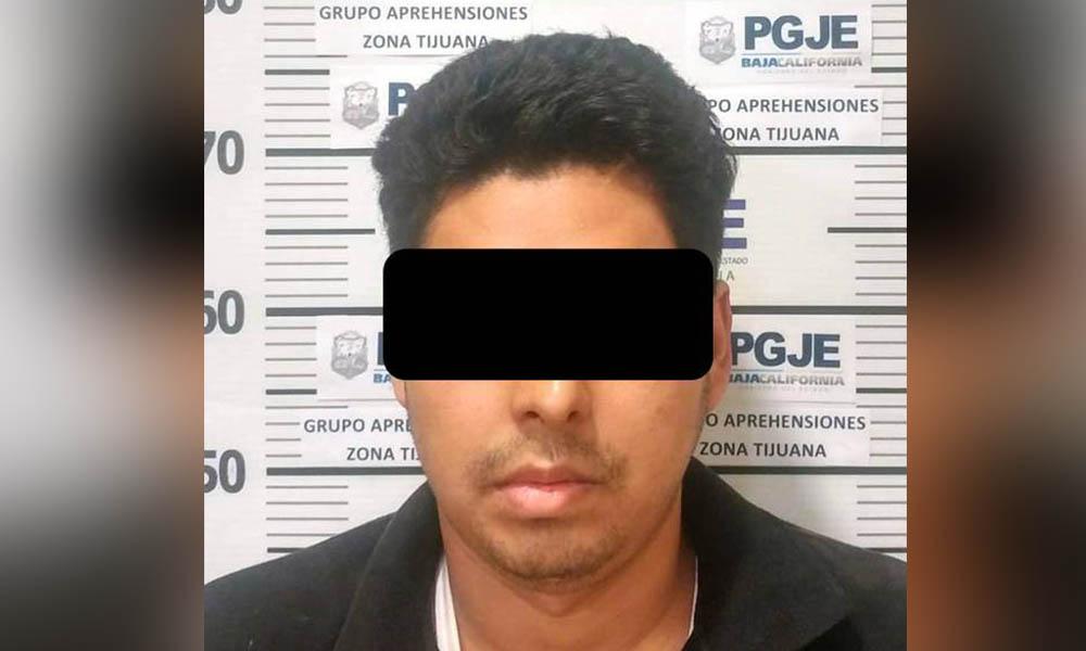 Aprehenden a sujeto por homicidio calificado en Tijuana