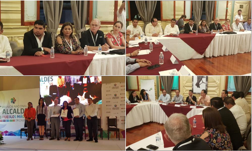 Asistió Alcaldesa de Tecate Nereida Fuentes a la Primer Reunión de Alcaldes de Pueblos Mágicos