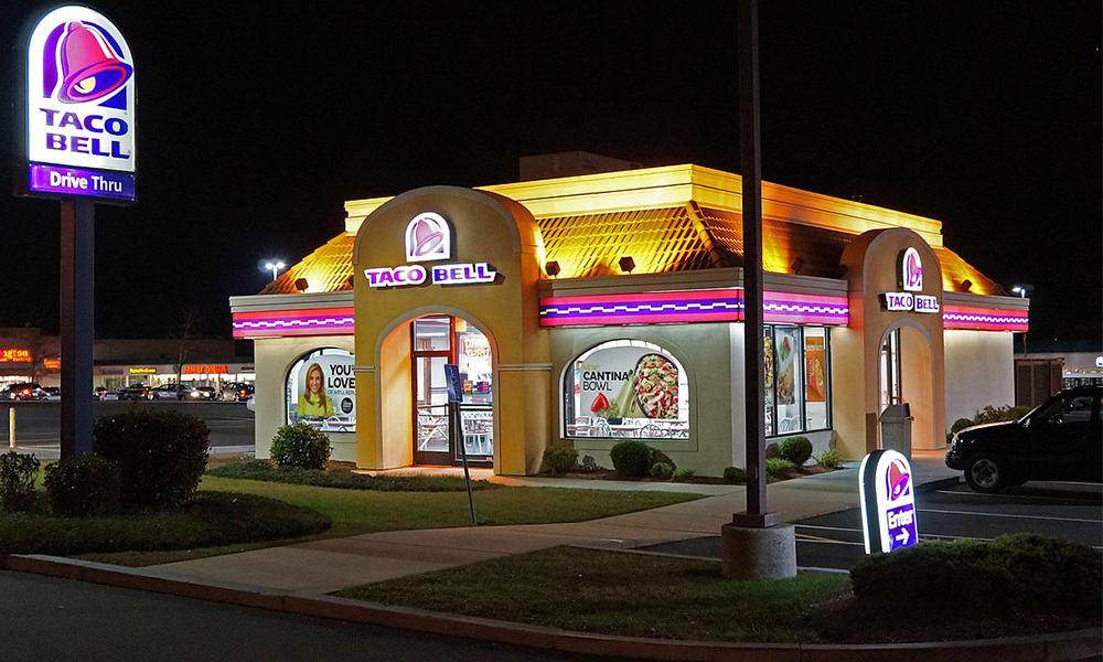 Clasifican a Taco Bell como el restaurante mexicano favorito entre los estadounidenses