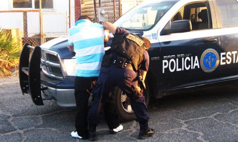 Detectan en Tijuana a fugitivo de Estados Unidos buscado por abuso sexual a menor