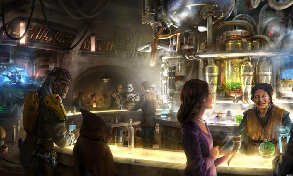 Disney por primera vez en su história venderá bebidas alcohólicas