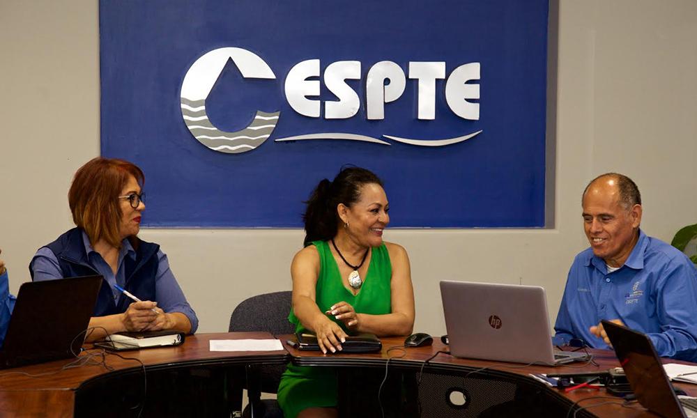 """Encabeza Gobierno el Estado esfuerzos para lograr certificación """"AquaRating"""" para CESPTE"""