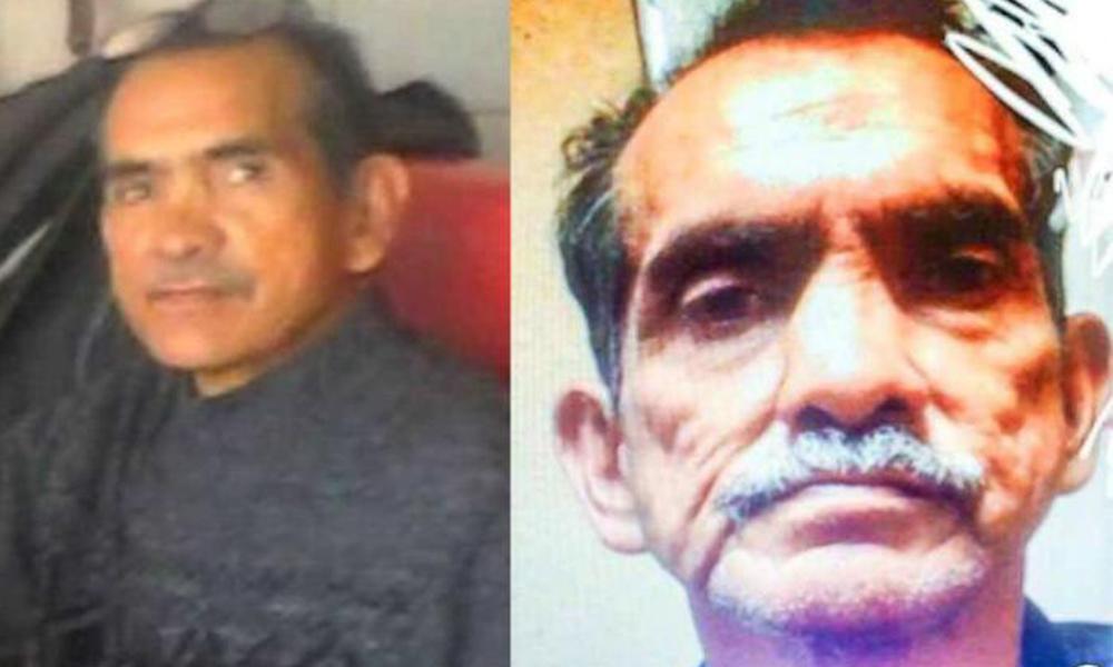 Familiares buscan a Juan de 53 años desaparecido en Mexicali