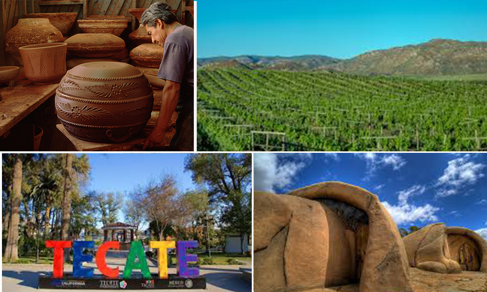 Festeja el Día Mundial del Turismo visitando Tecate