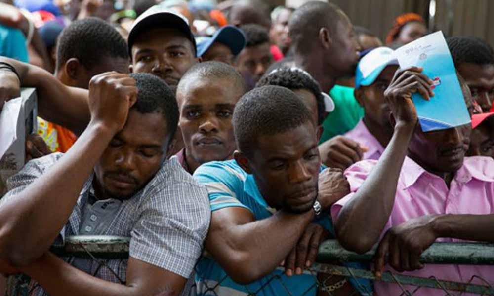 Haitianos huyendo de la crisis en Venezuela llegarán a Tijuana