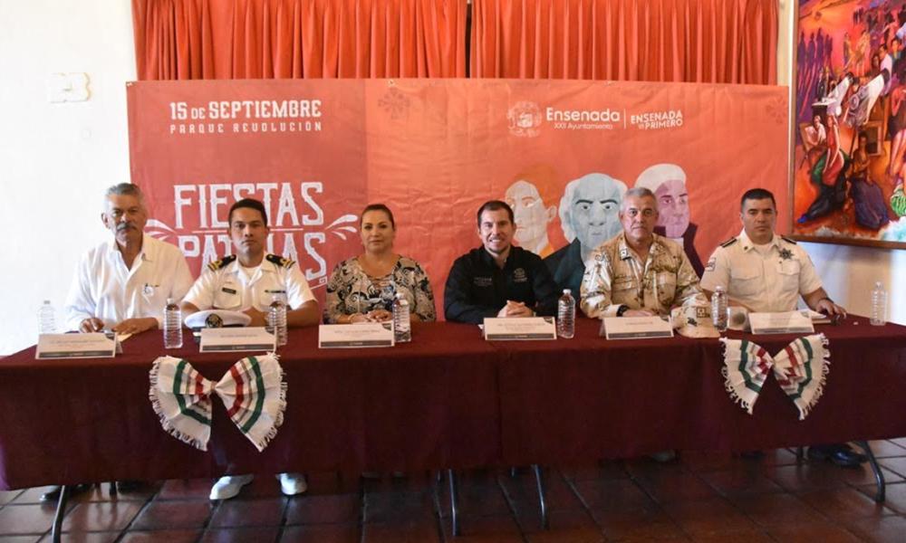 Invita Gobierno Municipal a eventos con motivo de las Fiestas Patrias