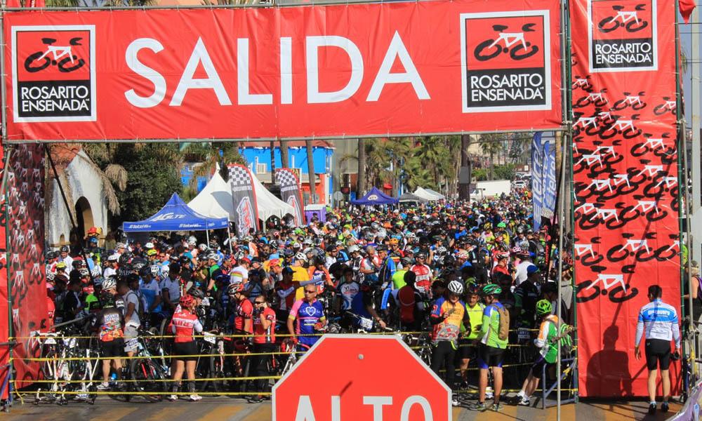 Invitan a la 39 edición del paseo ciclista Rosarito-Ensenada