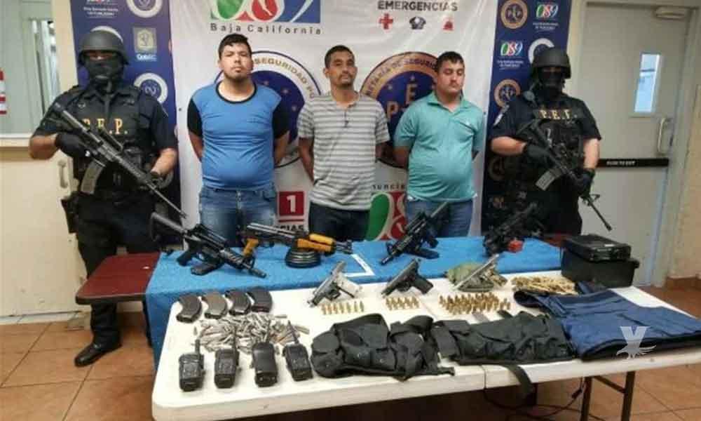 """Capturan e """"El Parra"""", líder operador del tráfico de totoaba en San Felipe"""