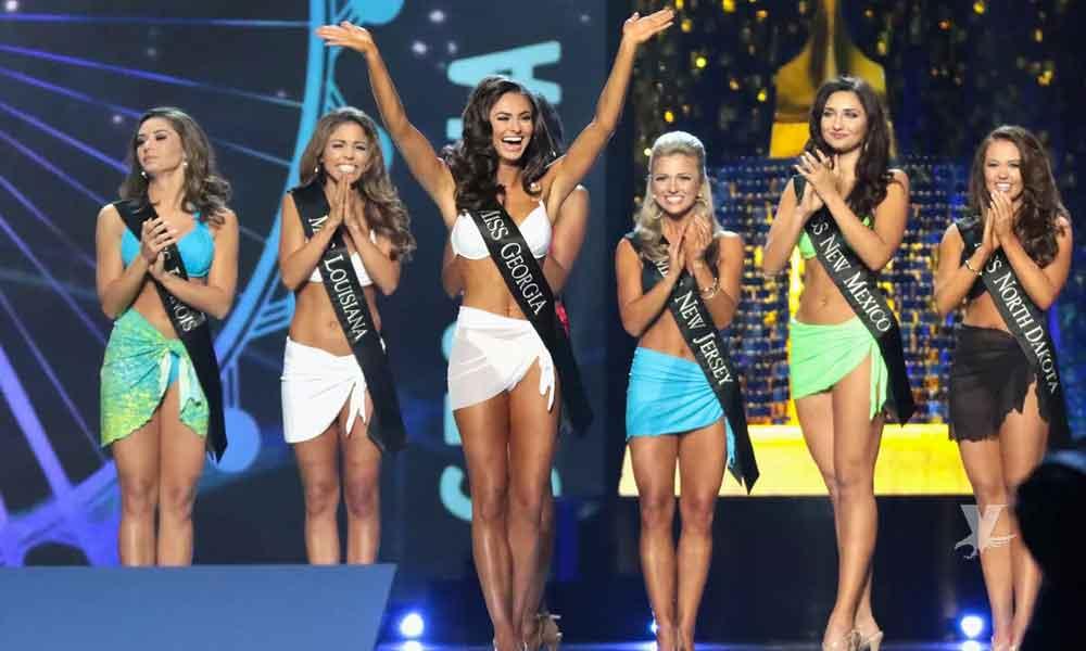 Televidentes en Estados Unidos prefirieron ver hombres en licra en lugar del concurso Miss América 2019