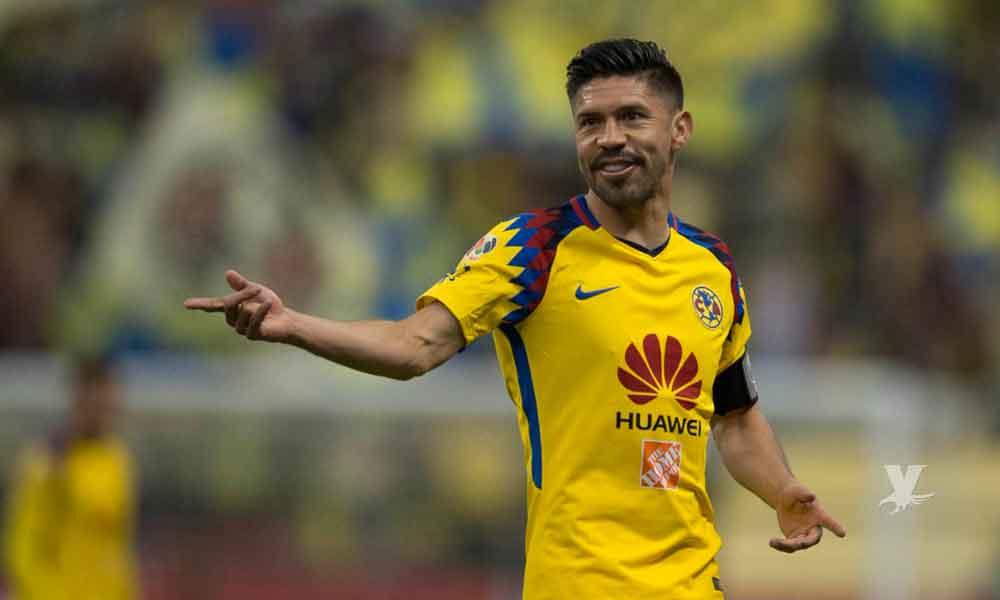 Para Oribe Peralta América siempre es favorito en el Clásico Nacional