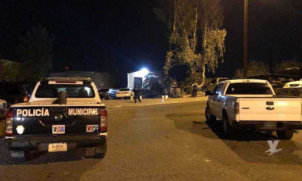 Asesinan a un hombre en el interior de una vivienda en Tecate