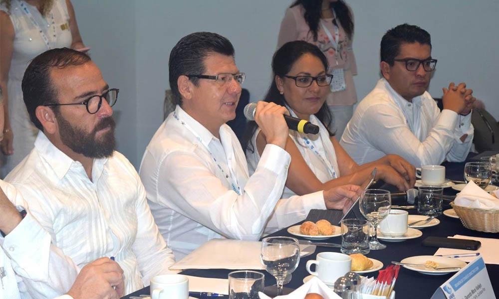 Participa CESPTE en encuentro Nacional de Áreas Comerciales
