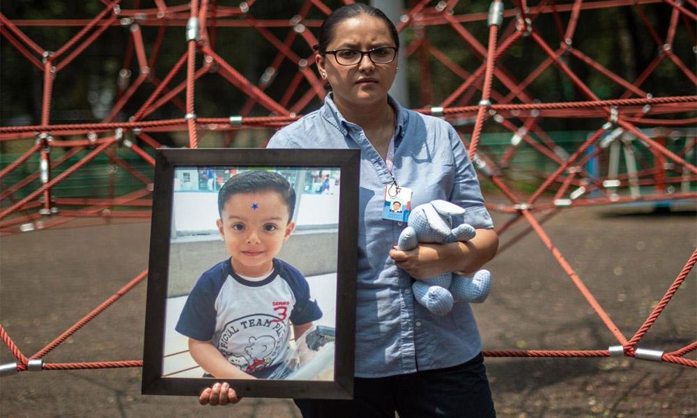 """Promesa de una madre tras colapso del Rébsamen, """"Algún día volveremos a estar juntos"""""""
