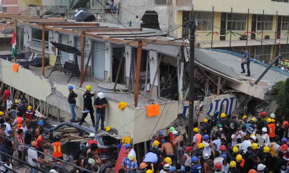 Frida Sofía, la falsa esperanza del sismo que engañó a los mexicanos