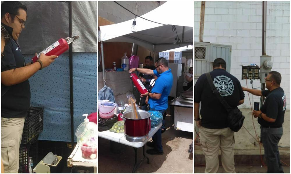 Regularizan comercios de alto riesgo en zona sur con permisos en Ensenada