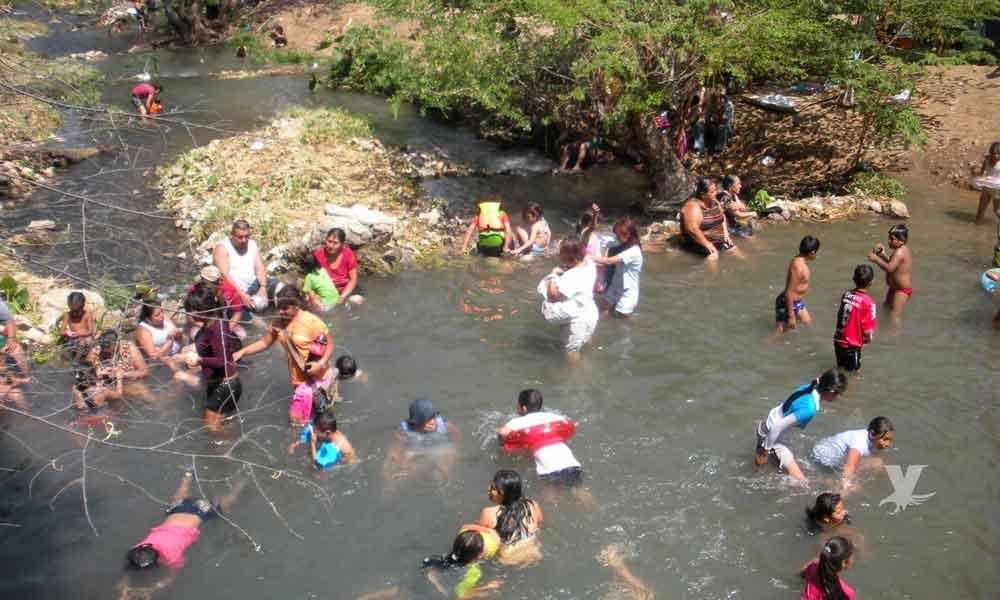 Dos menores murieron al contagiarse con una bacteria al bañarse en un Río de Sonora