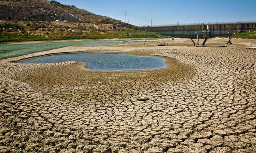Sufre Baja California sequía desde hace 7 años