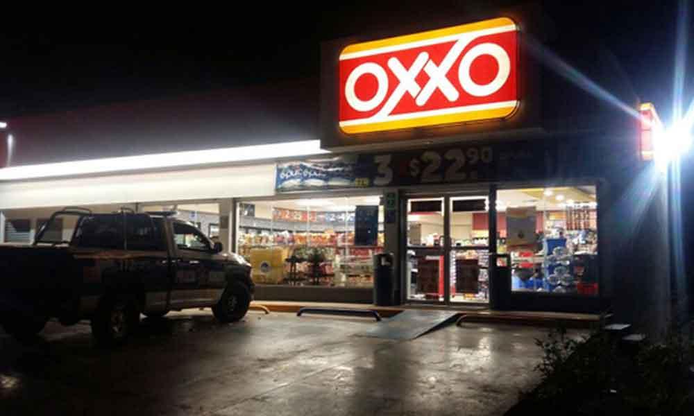 Policías de Tecate capturaron a peligrosa banda de asaltantes de OXXOS