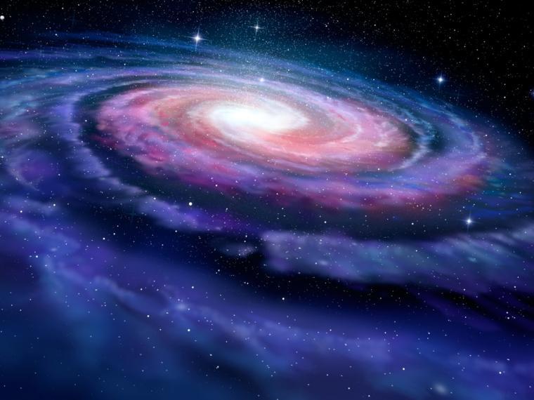 Detectan señales de radio que se repiten desde una galaxia lejana