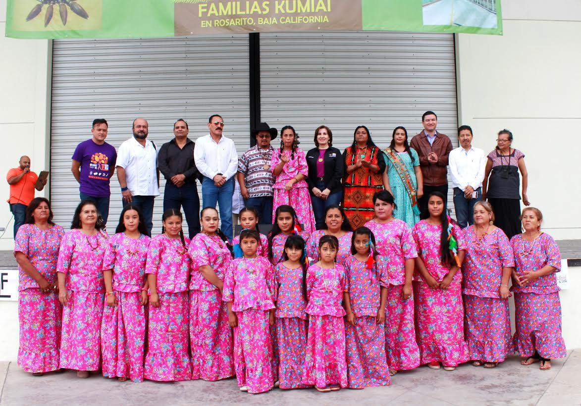 Inauguran Fiesta cultural Kumiai en Rosarito