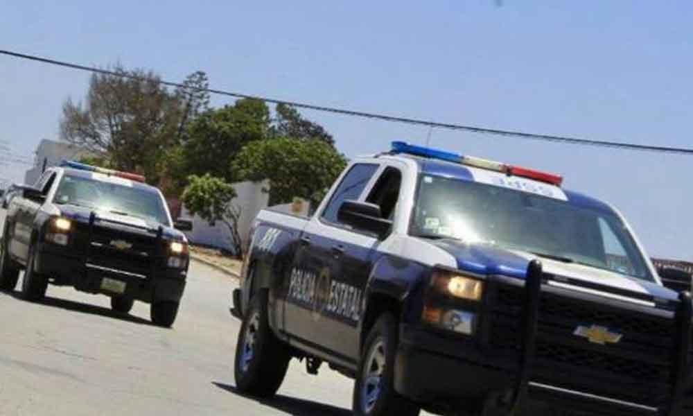 Decomisan droga y armas tras persecusión en Tijuana; hay dos detenidos