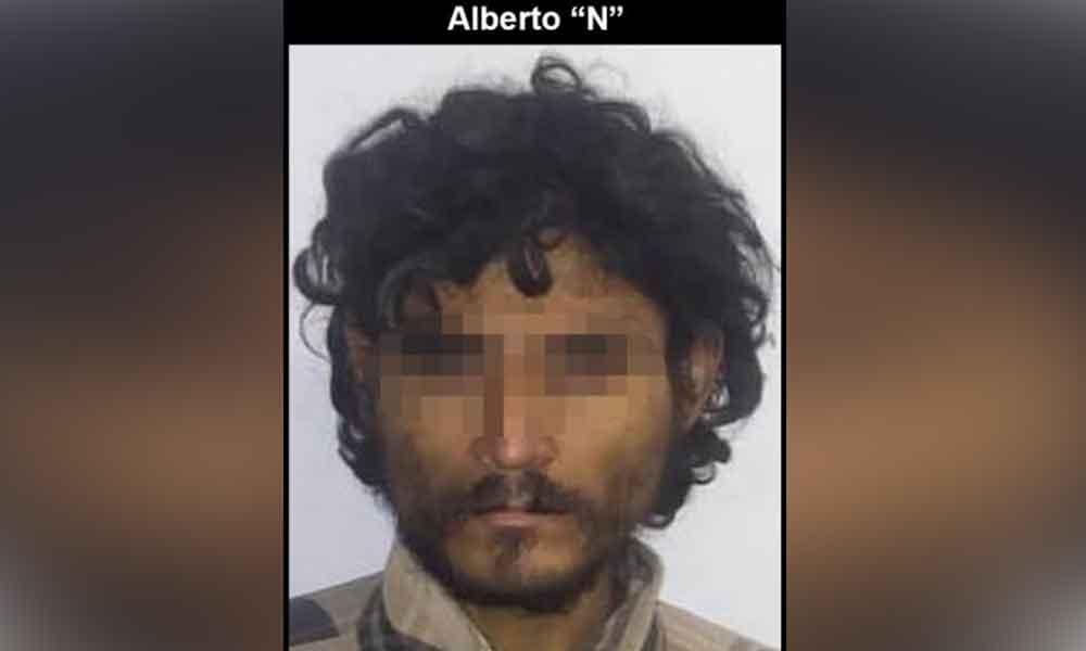 Capturan a presunto responsable de lanzar piedras a vehículos en la vía rápida de Tijuana