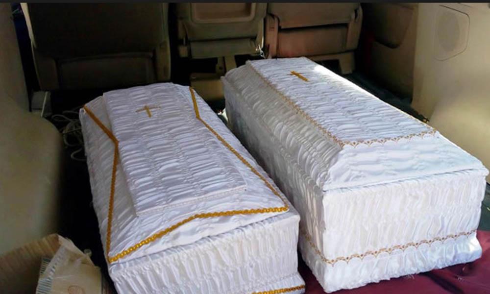 Encuentran 11 cadáveres de bebés en el techo de una funeraria clausurada