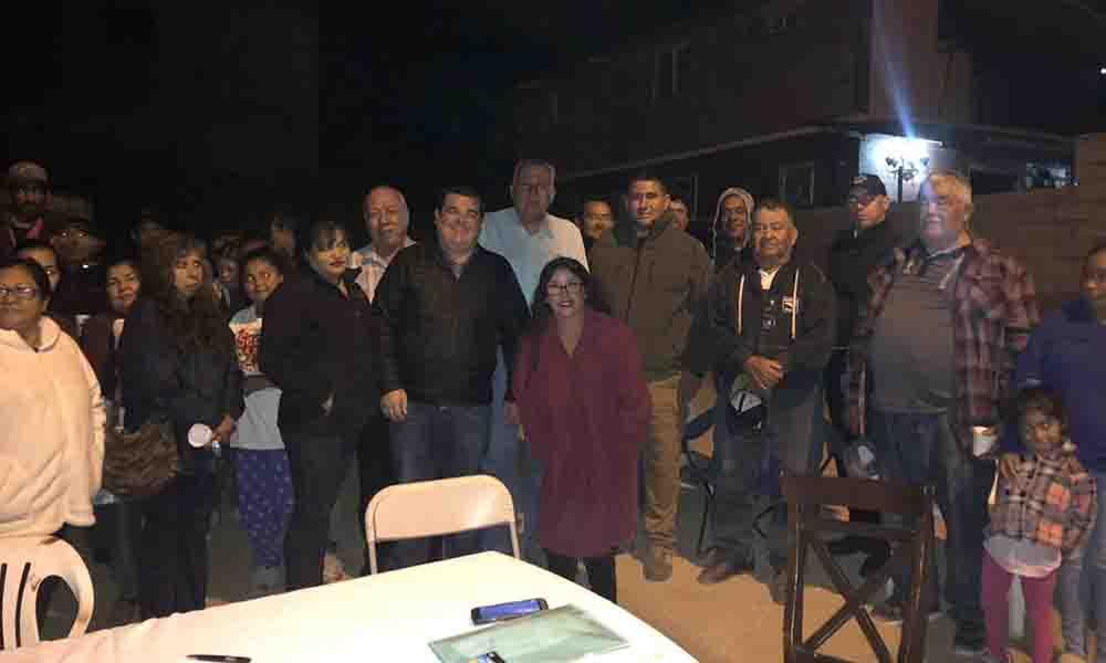 Acuerdan mayor vigilancia y  rehabilitar accesos principales de colonia Montisan en Tecate
