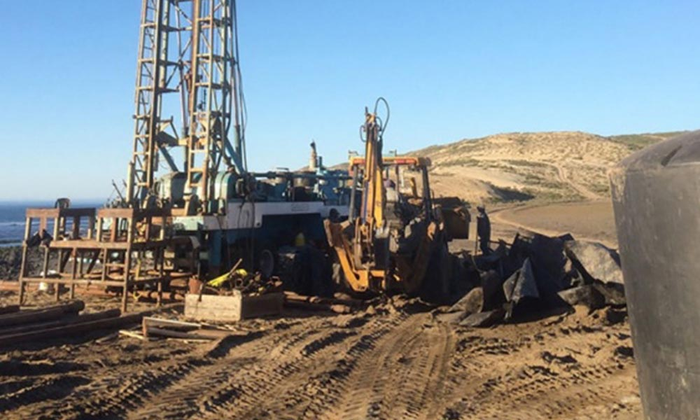Anuncian construcción de planta desalinizadora en San Quintín