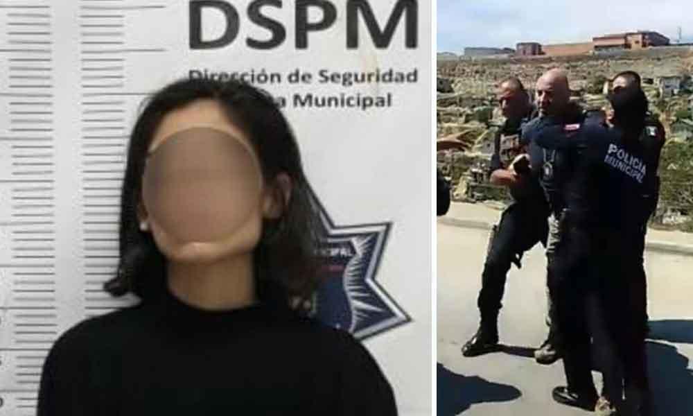 Arrestan por robo a hija de defensor de Derechos Humanos en Mexicali