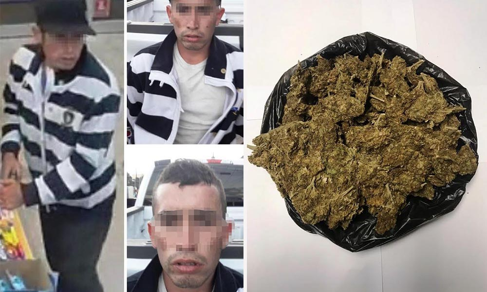 Arrestan a presunto distribuidor de droga en Tijuana