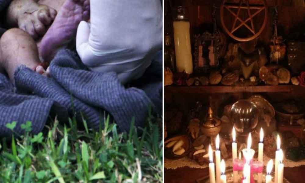 Estremece asesinato de bebé en supuesto ritual satánico