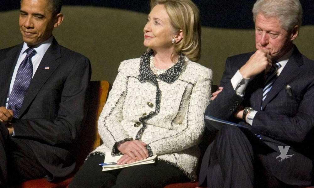 Servicio Secreto encontró artefactos explosivos enviados a la familia Clinton y una más a Barack Obama