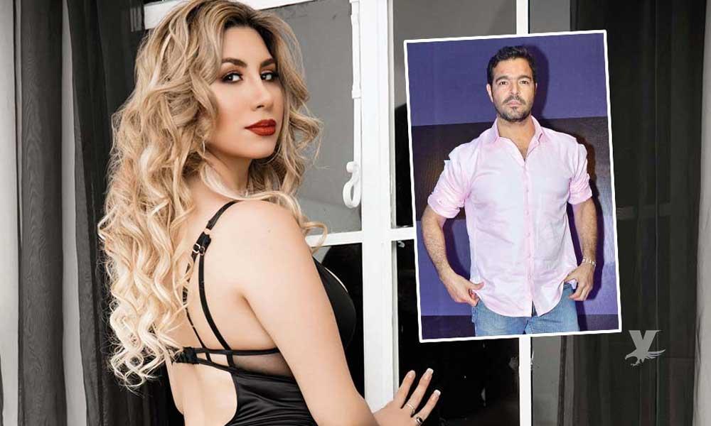 """""""La Bebeshita"""" y Pablo Montero supuestamente están estrenando relación sentimental"""