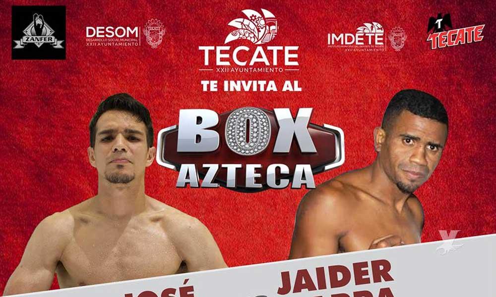 Realizaran nuevamente función de Box Azteca en Tecate