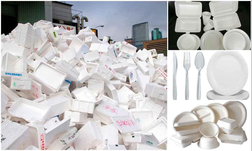 Buscan prohibir en San Diego el uso y distribución del unicel